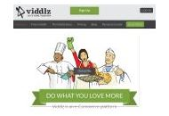 Viddlz Coupon Codes July 2020