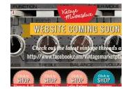 Vintagemarketplace Au Coupon Codes November 2020