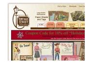 Vintagestreetmarket Coupon Codes June 2021