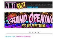 Vinylriot Coupon Codes April 2020