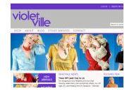 Violetville Vintage Clothing Shop Coupon Codes June 2021