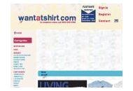 Wantatshirt Coupon Codes April 2020