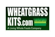 Wheatgrasskits Coupon Codes August 2019