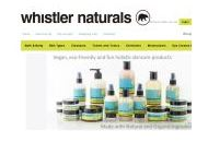Whistlernaturals Coupon Codes October 2017