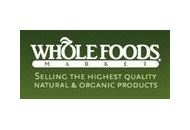 Whole Foods Coupon Codes September 2018