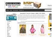 Wholesaleblankclothes Coupon Codes April 2020