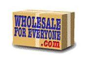 Wholesaleforeveryone Coupon Codes December 2018