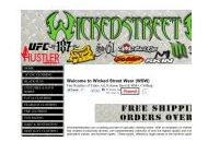 Wickedstreetwearstore Coupon Codes October 2021