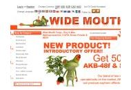 Wide-mouth-frogs Coupon Codes June 2018