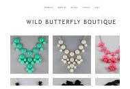 Wildbutterflyboutique Coupon Codes August 2019