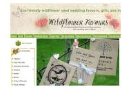 Wildflower-favours Uk Coupon Codes December 2020