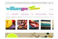Williamgee Uk Coupon Codes January 2018