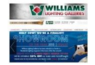 Williamslightinggalleries Coupon Codes January 2019