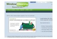 Window Cleaning Resource Coupon Codes December 2018