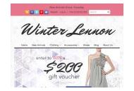 Winterlennon Coupon Codes April 2021