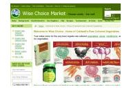 Wisechoicemarket Coupon Codes June 2019