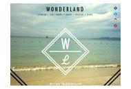 Wonderlandsun Coupon Codes August 2020