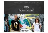 Wonkywkend Coupon Codes August 2018