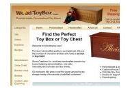 Woodtoybox Coupon Codes January 2019