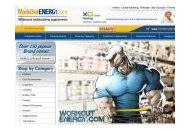 Workoutenergy Coupon Codes June 2018