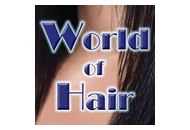 World Of Hair Coupon Codes January 2019