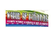 Worldofpinatas Coupon Codes August 2018