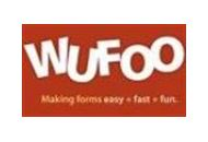Wufoo Coupon Codes September 2018