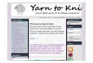 Yarntoknit Uk Coupon Codes August 2018