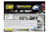 Ybracing Coupon Codes June 2018