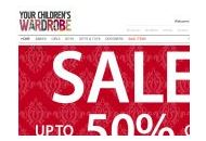 Yourchildrenswardrobe Coupon Codes June 2019