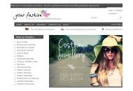 Yourfashionjewellery Coupon Codes March 2021