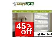 Zebrablinds Coupon Codes December 2018